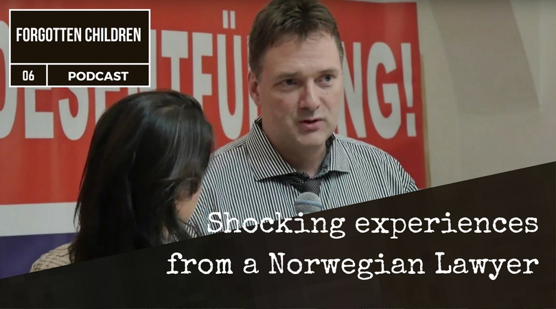Interview with a Norwegian Lawyer