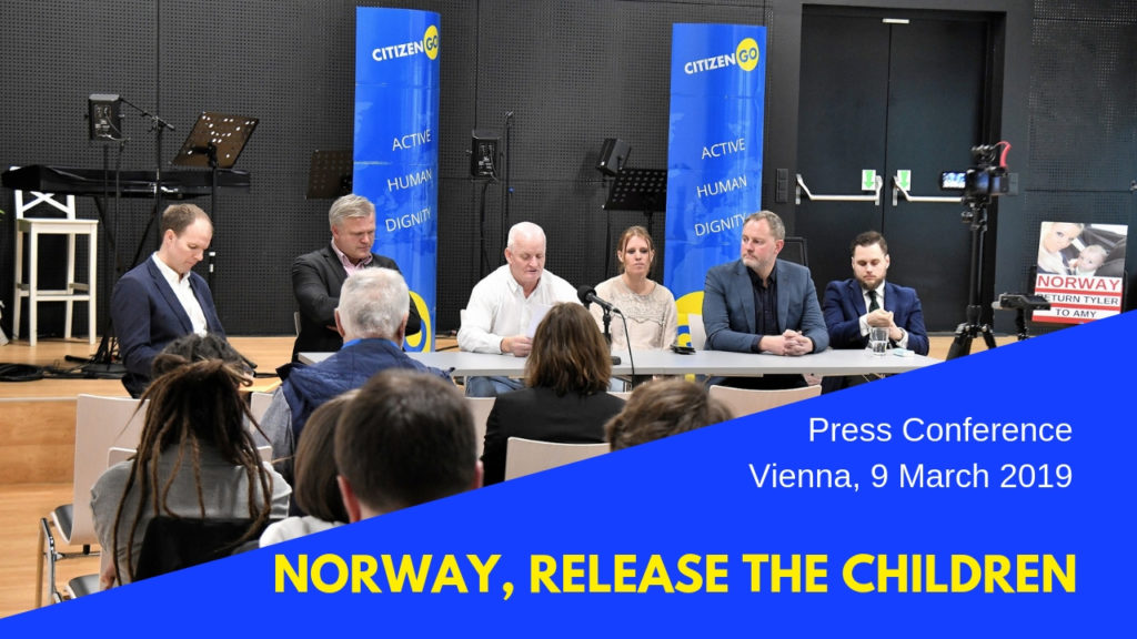 Press Conference / 9 March 2019 / Vienna